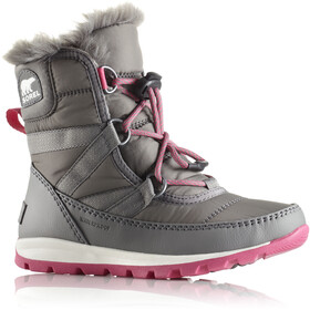 Sorel Whitney Short Lace Boots Children grey/pink